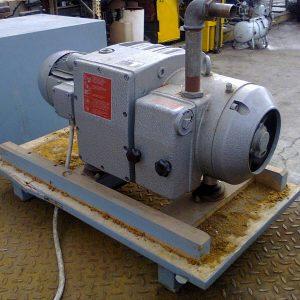 Bomba de Vácuo Becker modelo KVT 2.100