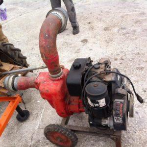 "Motobomba auto ferante CADOPPI CF-3"" ORAL diesel"