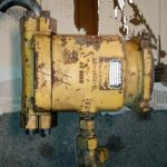 Motor hidraulico LIEBHERR MODEL LMF64 (9477411)