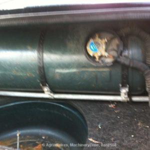 Bigas Kit de gás ainda montado em bmw 735i