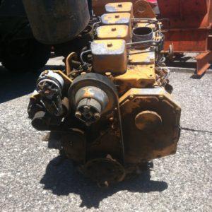 MOTOR CUMMINS DA CASE 580 K - MachineryZone
