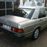 Mercedes Benz 190 E 2.0 AUTOMATIC 91