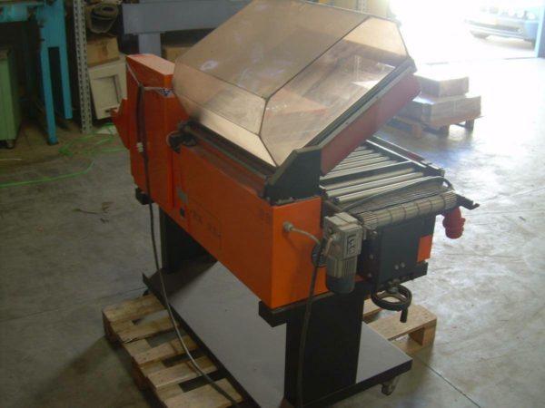 Máquina de SHRINK marca MINIPACK Torre Fm-76
