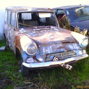 Ford Anglia 250 Van Com 53 Anos (1959 a 1967)