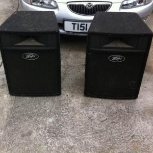 colunas de som profissional Peavey Speaker Pro 15 800 W