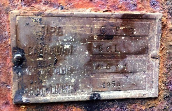 maquina-para-derreter-alcatrao-de-1958