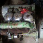 Motor deutz f3l 912 diesel
