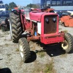 Tractor para restauro de 1972 a 1974 International 474 serie 74