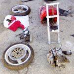Cagiva Mito 125cc para péças
