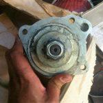 Starter Motor Perkins 24V CA45F24 2 new novo