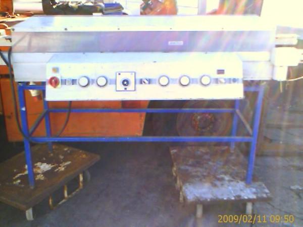 Maquina de Embalar Zevatron