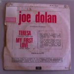 Joe dolam - teresa my first love, disco vinil single 45 rpm