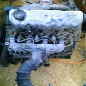 Motor nissan sd 22, in board a 4 tempos diesel de 4 cilindros