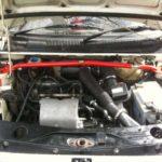 Motor peugeot 1.9 GTI topo de gama a gasolina de 1989