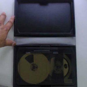 CASSETES de video NOVAS sistema BETACAM SD FUJI H521 KCA-1