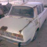 Skoda 110L de Luxe, para restauro com matricula ativa, anos 60