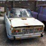Skoda 110L de Luxe para restauro matricula ativa anos 60