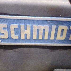 Schmidt sk 152 auto varredora e aspiradora a diesel