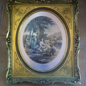 Hamilton, William (1751-1801) quadro Le Printemps
