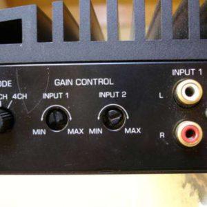 CLARION 1004HA POWER AMPLIFIER auto /Amplificador de SOM AUTO DE 1004