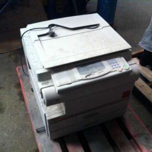 fotocopiadora de escritorio profissional INFOTEC 5221Z