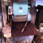 Máquina bancada de corte com disco Bsmo