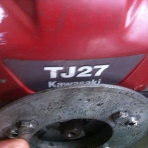 Kawasaki TJ 27