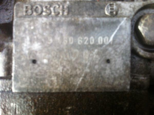 BOMBA DE INJECÇÃO BOSCH 0.460.620.001 OPEL CORSA 1.5 DIESEL 1987-2000