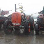 Tractor de Colecção DE 1963 SAME 360 UN 4X4