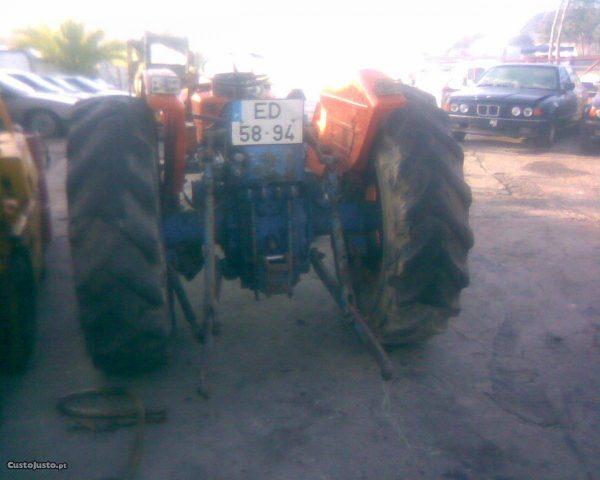 Tractor de Colecção DE 1963 SAME 360 UN 4X4.