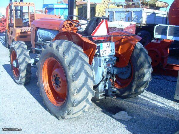 Tractor de Colecção DE 1963 SAME 360 UN 4X4…