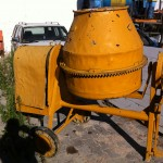 Betoneira Torga diesel com motor robin 300 litros