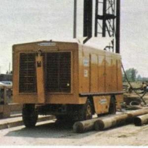 INGERSOLL-RAND 2000 SPIRO-FLOW II Compressor de ar
