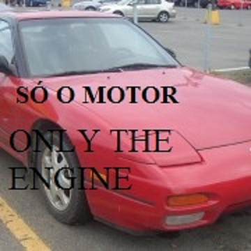 ONLY THE ENGINE