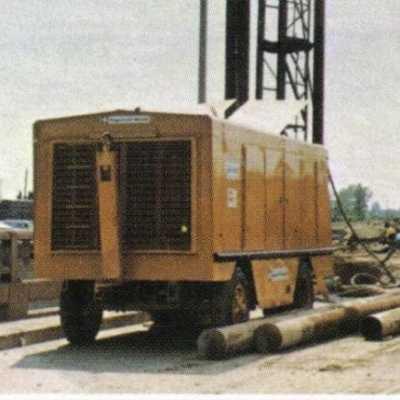 Compressor de ar INGERSOLL-RAND 2000 SPIRO-FLOW II