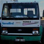 Ford Cargo 1315 de 15 toneladas em bom estado 1