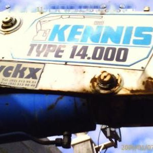GRUA KENNIS 14000-F PARA CAMIONS