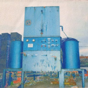 Maquina recicladora oleos para gasoleo