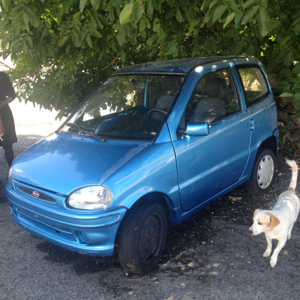 micro-car