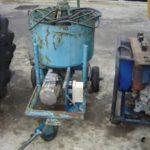 Misturadora Electrica Para Bentunite, Gel ou lodo