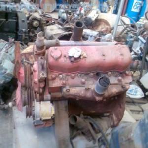 """Motor Industrial Que Equipa OS Empilhadores Maniton Marca DO Motor : Internacional """"International"""" Tipo: 4 Cilindros EM Linha Combustivel : Diesel 4 Tempos Cor: original vermelho"""