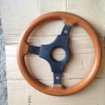 volante-madeira