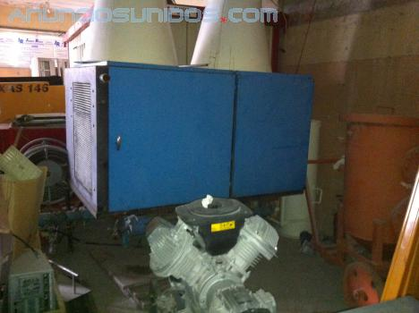 COMPRESSOR SILENCIOSO  WORTHINGTON  MODEL : ROLLAIR 60